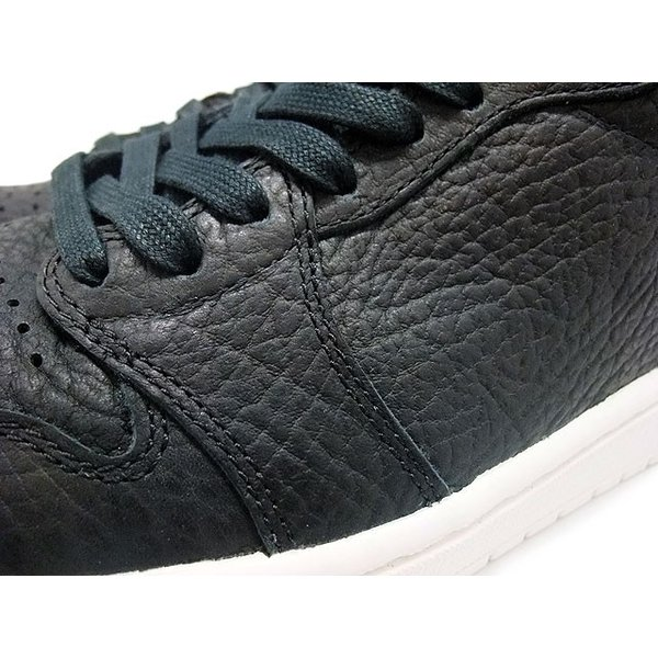 NIKE AIR JORDAN 1 LOW NO SWOOSH BLACK/SAIL/NOIR ナイキ エアジョーダン1 ロー ノースウッシュ 848775-005|passover|05
