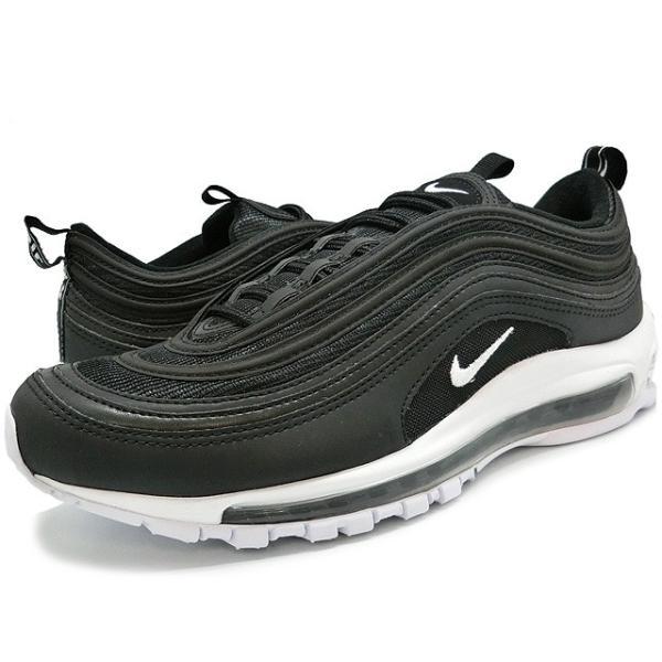 Nike Air Max 97 Black White 921826 001