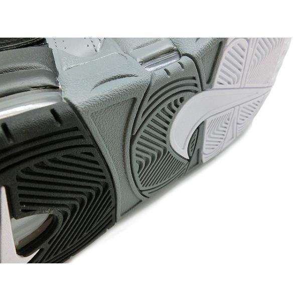 NIKE AIR MORE UPTEMPO '96 BLACK/COOL GREY/WHITE ナイキ エアモアアップテンポ ブラック クールグレイ ホワイト 921948-002 passover 06
