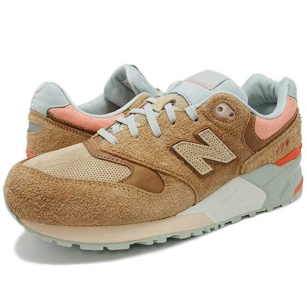 huge discount 29ffe 4ae07 SPECIAL BOX NEW BALANCE x PACKER SHOES ML999CML CAMEL/SLATE ...