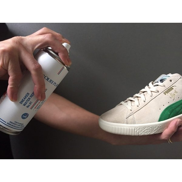 MARQUEE PLAYER SNEAKER WATER REPELLENT No.01 420ml マーキープレイヤー スニーカーウォーターリペレント 防水スプレー 撥水 シューケア|passover|03