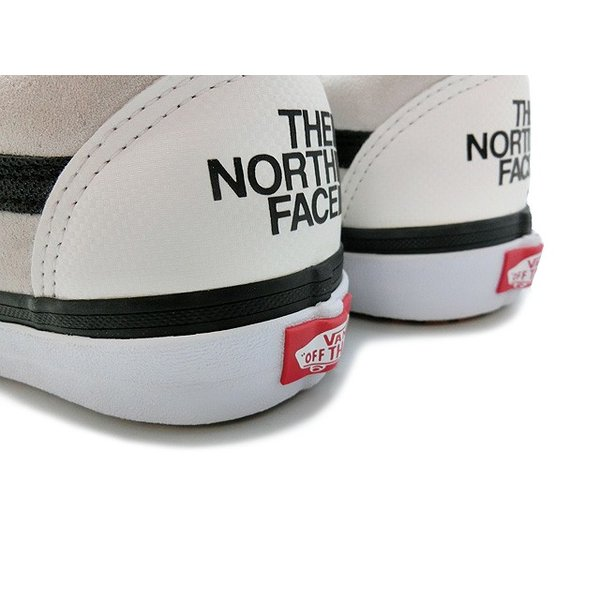 VANS x THE NORTH FACE OLD SKOOL MTE DX WHTIE/BLACK バンズ ノースフェイス オールドスクール マウンテンエディション ホワイト ブラック VN0A348GQWH|passover|03