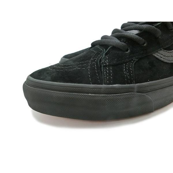 VANS x THE NORTH FACE SK8 HI MTE DX BLACK/BLACK バンズ ノースフェイス スケート ハイ マウンテンエディション ブラック ブラック VN0A3DQ5QWR|passover|04