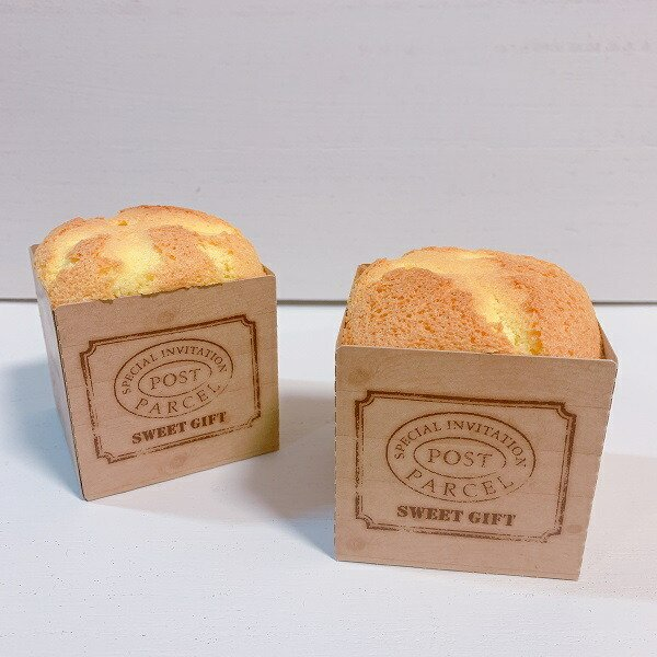 キューブカップ 60L(ウッディー) 50枚入 マフィン型  マフィンカップ  カップケーキ  ベーキングカップ  紙型  紙 お菓子作り 手作り 製菓用品 CB22-50