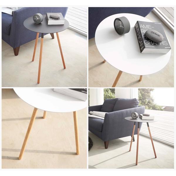 PLAIN サイドテーブル / プレーン 丸型 北欧家具  リビング 寝室 ソファ横 机|patie|02