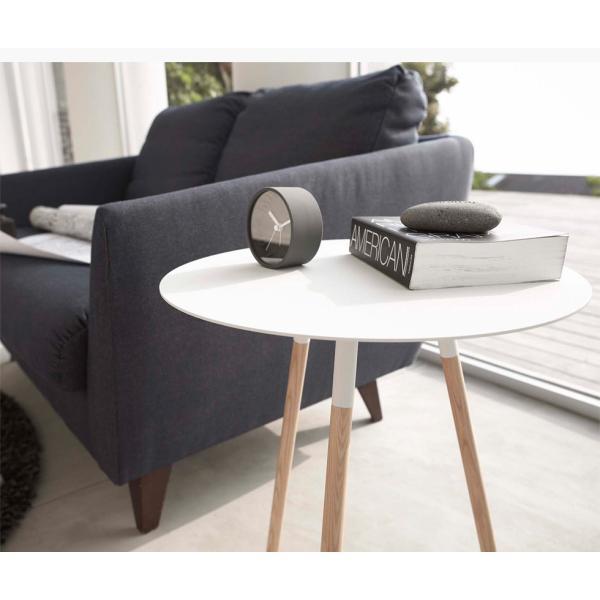 PLAIN サイドテーブル / プレーン 丸型 北欧家具  リビング 寝室 ソファ横 机|patie|04