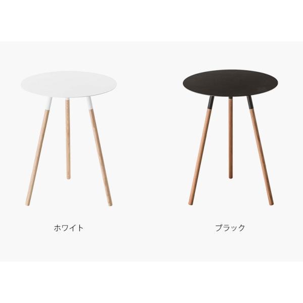 PLAIN サイドテーブル / プレーン 丸型 北欧家具  リビング 寝室 ソファ横 机|patie|09