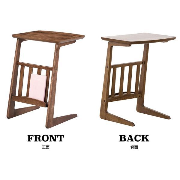 サイドテーブル トムテ TOMTE ナイトテーブル ソファ横テーブル ベッドサイド 天然木 北欧 シンプル おしゃれ 送料無料 木製|patie|12