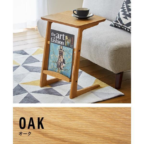 サイドテーブル トムテ TOMTE ナイトテーブル ソファ横テーブル ベッドサイド 天然木 北欧 シンプル おしゃれ 送料無料 木製|patie|03