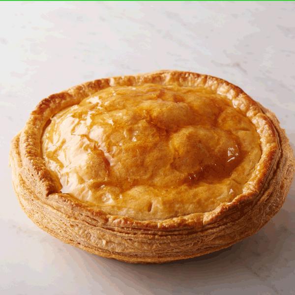 オリジナルアップルパイ 一つ一つ手作り で焼き上げ後 美味しさを閉じ込めて そのままお届け 【直径約15cm】|patisserie-monterosa|02