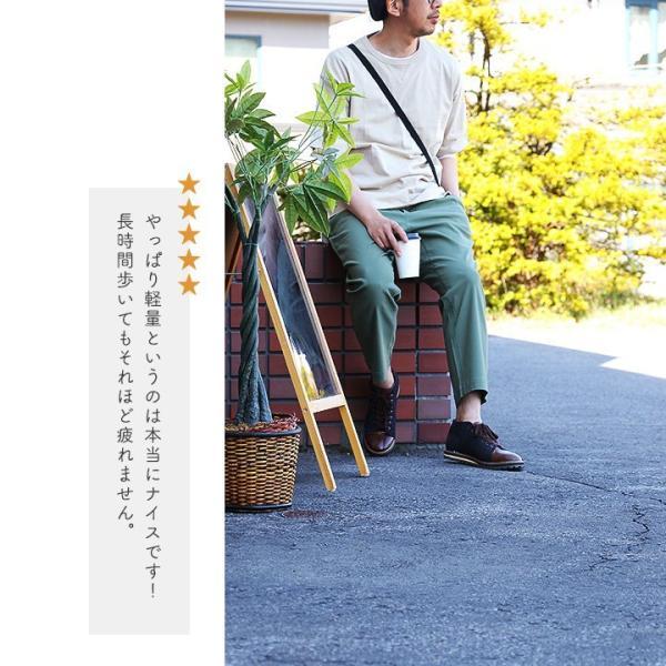 ミドルカット ブーツ シューズ PUレザー × PUスウェード 配色 切り替え サイドジップ レースアップ 40代 50代|paty|07