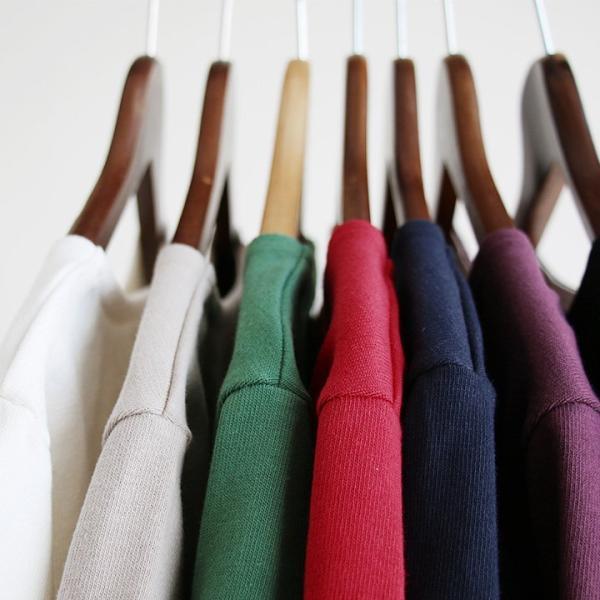 7分袖 カットソー  綿100% バスクシャツ ボートネック 日本製 コットン 無地  レディース SAIL|paty|04