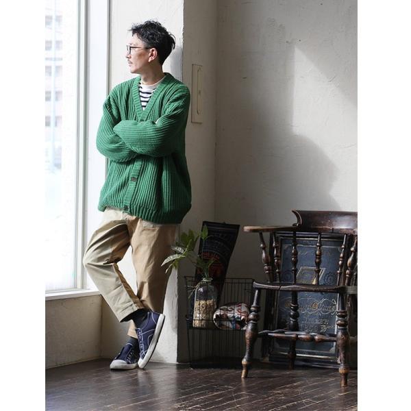 ソックス 靴下 ミドル丈  配色 切り替え 日本製 柔らか コットン 靴下 (ラソックス) rasox 春 夏  レディース メンズ paty 05
