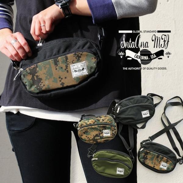 ショルダーバッグ バッグ ポーチ コーデュラナイロン ナイロン ミリタリー ミニショルダー レディース 女性用 USA製