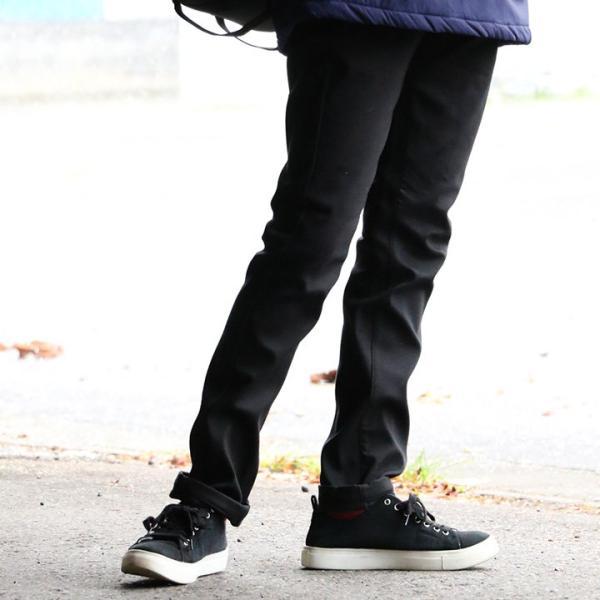 【伸びパン割】【A-暖か裏付】パンツ スリム テーパード スキニー レギンスパンツ 【フリース 裏地 裏起毛】 (スパンツ) spants 40代 50代|paty|07