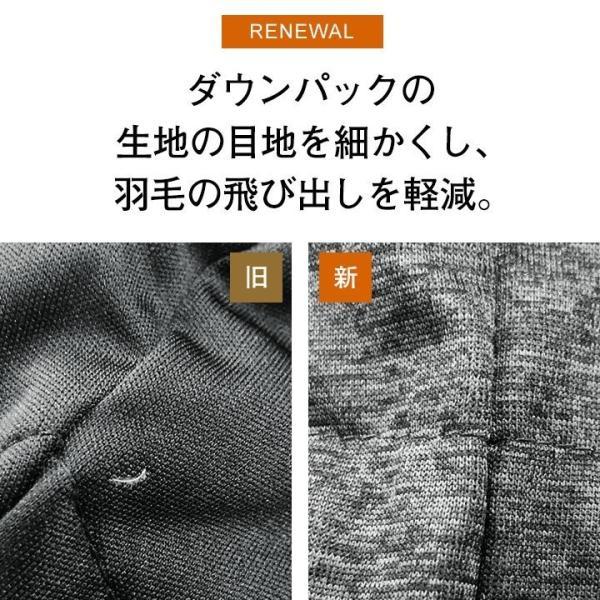 ダウンジャケット メンズ  メンズダウンジャケット メンズ ボリュームネック フード付き 冬 軽量 保温|paty|13