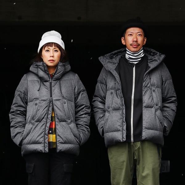 ダウンジャケット メンズ  メンズダウンジャケット メンズ ボリュームネック フード付き 冬 軽量 保温|paty|03