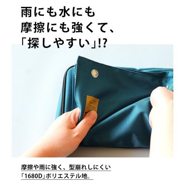 ボディバッグ ショルダーバッグ 財布 ミニ コンパクト 軽量 (トーン) TOneontoNE 40代 50代|paty|16