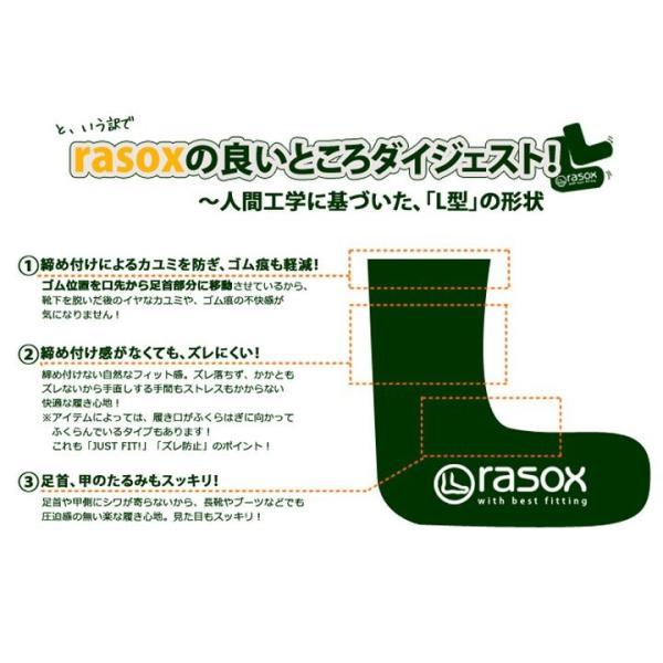 スニーカーソックス ソックス くるぶし丈 靴下 配色切替 コットン リネン 日本製 夏 メンズ レディース rasox paty 10