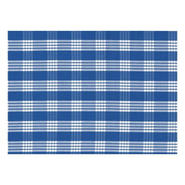 青のコットンパウスカート パラカ柄 綿100% ctt-palaka フラダンス 衣装|pauskirt|02