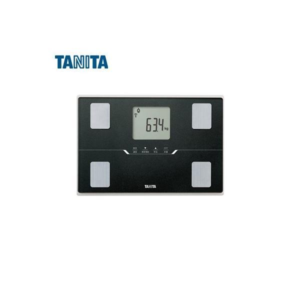 タニタ体組成計BC-768-BKメタリックブラック