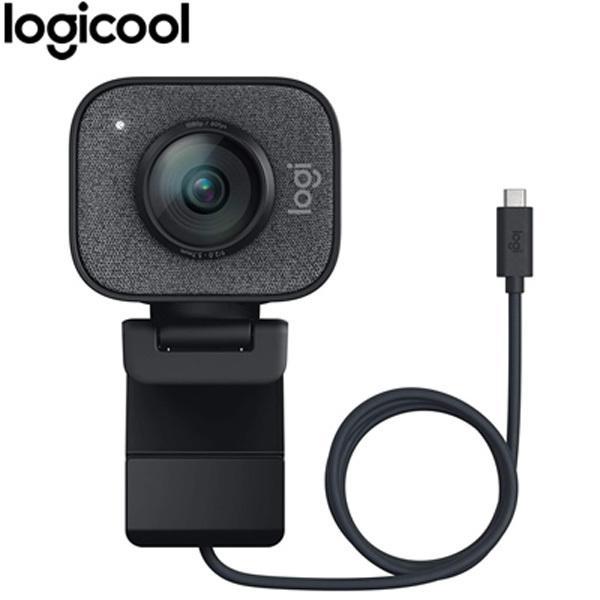 ロジクール ストリーミング ウェブカメラ C980GR グラファイト コントラスト StreamCam