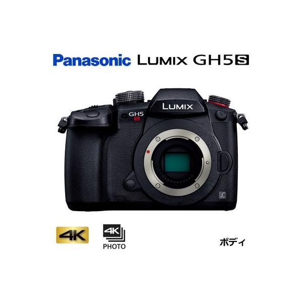 パナソニック ミラーレス一眼カメラ ルミックス LUMIX Gシリーズ GH5S ボディ DC-GH5S