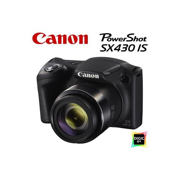 キヤノン コンパクトデジタルカメラ PowerShot SX430 IS パワーショット PSSX430IS 1790C004