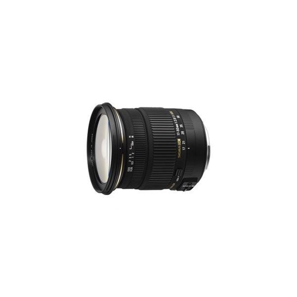 【在庫目安:お取り寄せ】SIGMA  17-50mmF2.8 DC OS HSM NA デジタル一眼レフカメラ専用ズームレンズ 17-50mm F2.8 EX DC OS HSM NIKON用