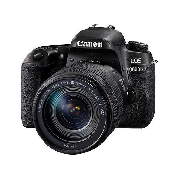 【在庫目安:お取り寄せ】Canon  1891C002 デジタル一眼レフカメラ EOS 9000D・EF-S18-135 IS USM レンズキット