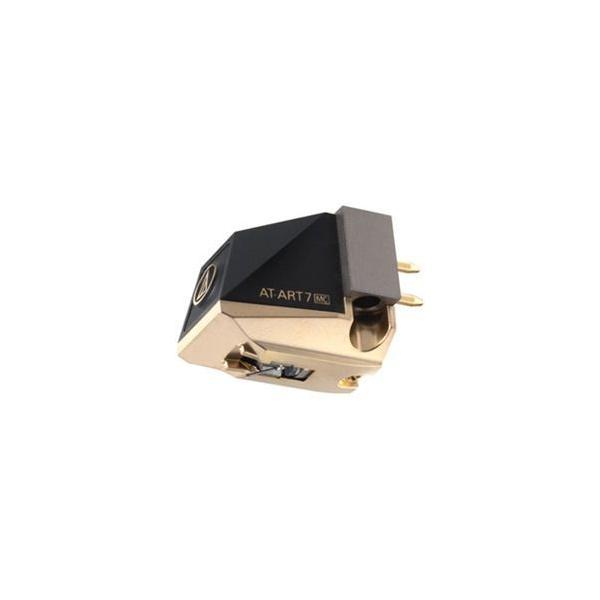 【在庫目安:お取り寄せ】オーディオテクニカ  AT-ART7 空芯MC型(デュアルムービングコイル)ステレオカートリッジ