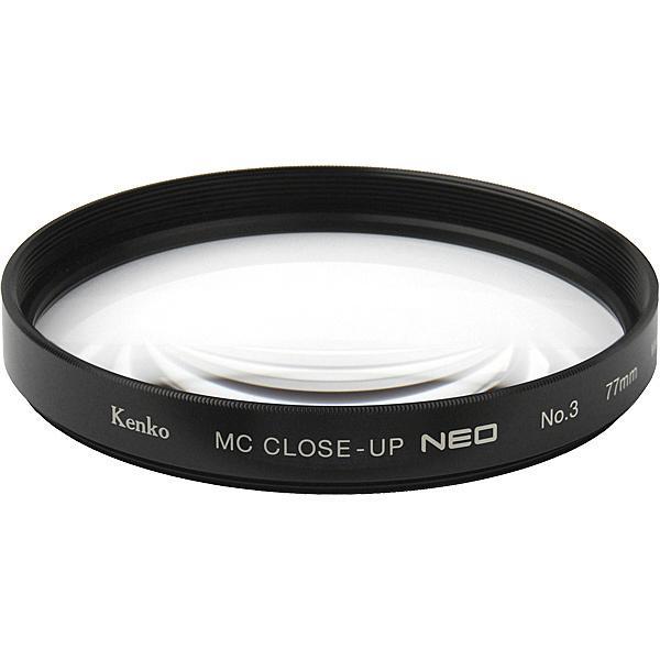 【在庫目安:お取り寄せ】ケンコー・トキナー  045519 レンズフィルター MCクローズアップ NEO No.3 55mm (接写距離 約20〜33cm)