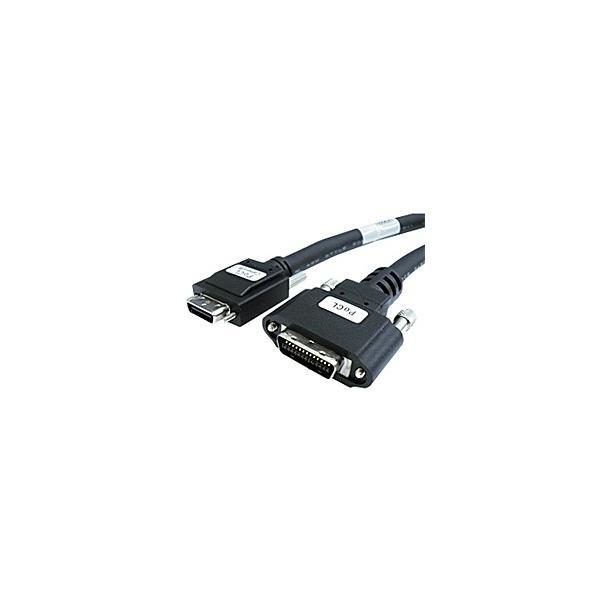 【在庫目安:お取り寄せ】サンワサプライ  KB-CAMPOR-10 カメラリンクPoCLロボットケーブル