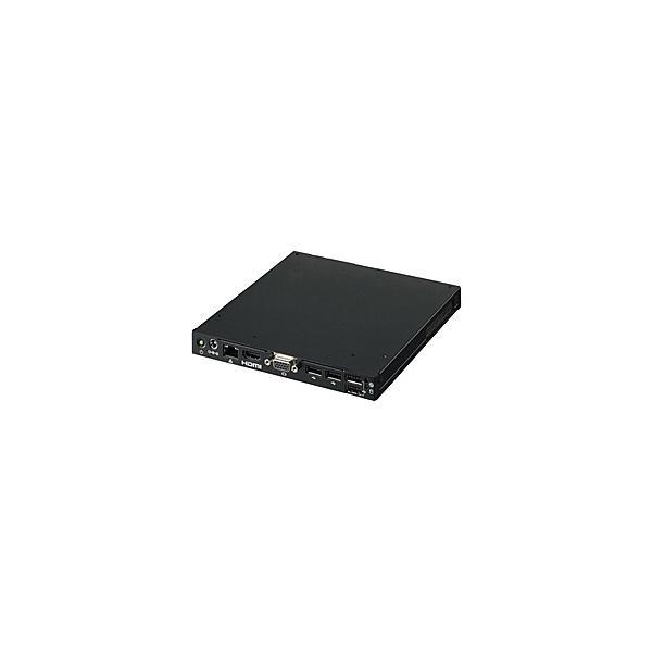 SHARP 〔モニターオプション〕 サイネージコントローラー PN-ZP02 ブラックの画像