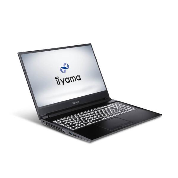 iiyamaSTYLE∞ノートPCSTYLE-15FXR23-i7-RAZX-M 15.6型フルHD/Corei7-10870H