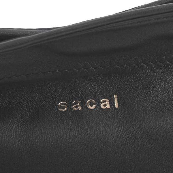 sacai(サカイ) ショルダーバッグ S018-01 1 BLACK