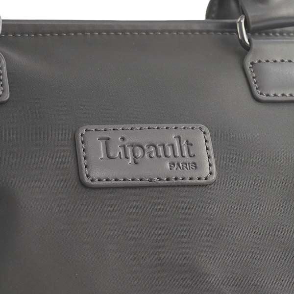 Lipault(リポー) ハンドバッグ 68453 1010 ANTHRACITE GREY