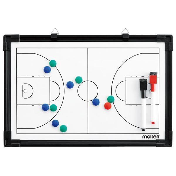 〔モルテン Molten〕 バスケットボール用品/備品 〔作戦盤〕 縦30.5×横45cm SB0050 〔運動 スポーツ用品〕