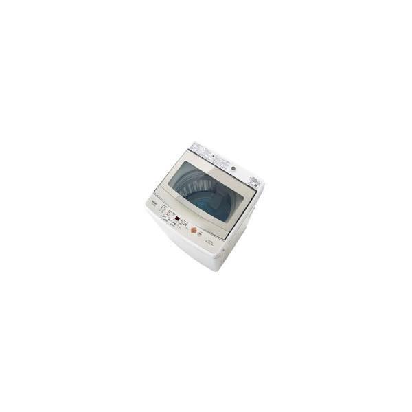 アクア 洗濯機 AQW-GS50G(W) ホワイト 洗濯容量:5.0kgの画像