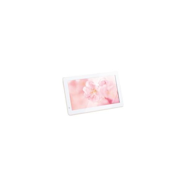 ケイアン KD10FR-W デジタルフォトフレーム 10インチ ホワイトの画像