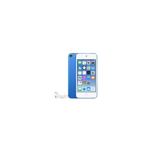 APPLE iPod touch 64GB ブルー MKHE2J/A(iPod touch 64GB ブルー) ブルー 容量:64GBの画像