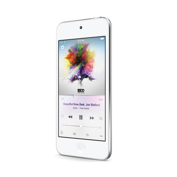 APPLE iPod touch 32GB シルバー MKHX2J/A(iPod touch 32GB シルバー) シルバー 容量:32GBの画像