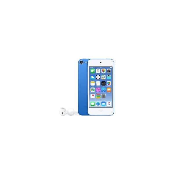 APPLE iPod touch 128GB MKWP2J/A(iPod touch 128GB) ブルーの画像