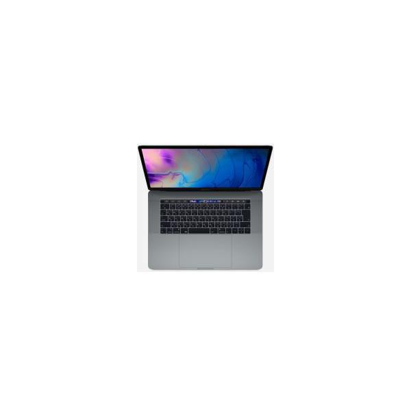 MacBookPro 15インチ Touch Bar搭載モデル[2018年/SSD 512GB/メモリ 16GB/2.6GHz6コア Core i7]スペースグレイ MR942J/Aの画像