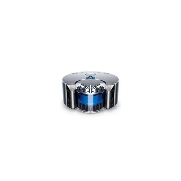 DYSON ロボット掃除機 360 Eye(国内正規品) RB01 NB ニッケル/ブルーの画像