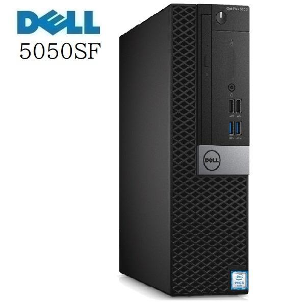 中古パソコン デスクトップパソコン 第3世代 Dualcore 20型 ワイド液晶 メモリ4GB HDD500GB Office DELL 7010SF 正規 Windows10 0413s|pchands|02