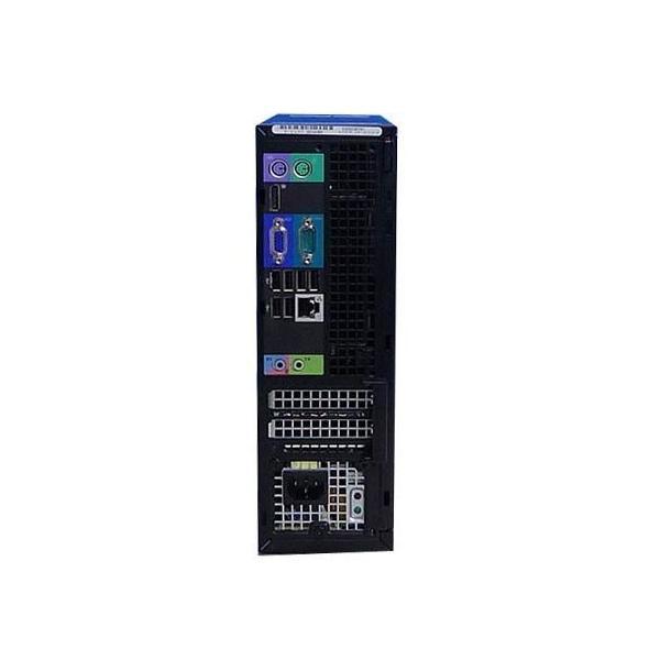 中古パソコン デスクトップパソコン Core i5 22型ワイド液晶 メモリ4GB HDD500GB DVDマルチ Office Windows7 Pro 64Bit DELL 790SF dtb-342|pchands|02