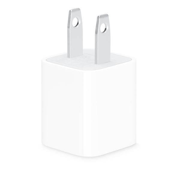 アップル純正 iPod/iPhone用充電アダプタ