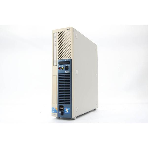 BランクNEC Mate J MJ27M/E-D 中古 デスクトップパソコン