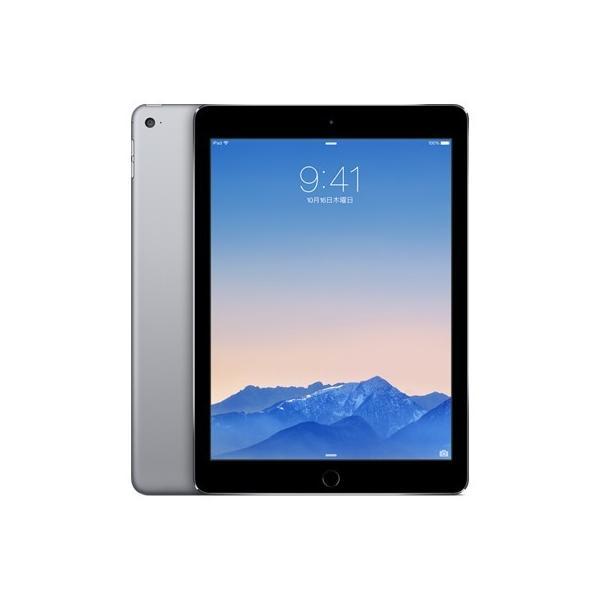 iPad Air 2 アイパッド [docomo] [64GB/スペースグレイ] MGHX2J/A